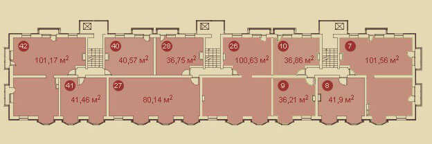 ЖК Николаевский дом
